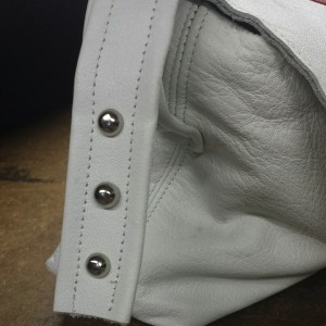 Rivet-on-bag