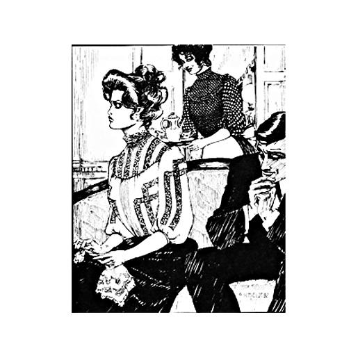Folkwear - Gibson Girl Blouse