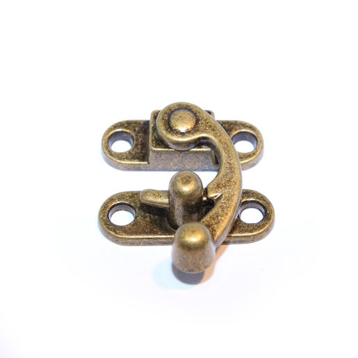 7d3949b28c4 Steampunk Swing Arm Box Latch - Antique Brass (S) from ...