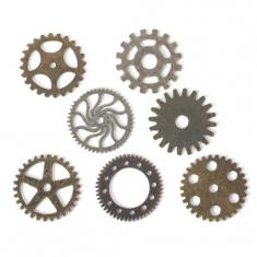 steampunk gears from steampunksupplies com
