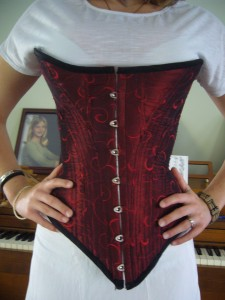 Faith - Ageless Patterns Young Lady's Corset